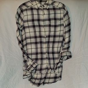 Womans flannel shirt